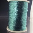 Stringing - 1mm Wire Lace Ribbon - Turquoise (Spool)