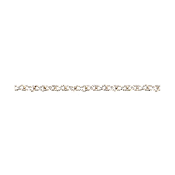 Chain - 1.5mm Chain - Silver Plated (25 m card)