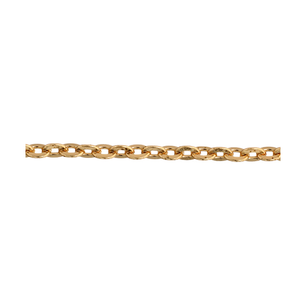 Chain - Rosary Chain - Gold Plated (25 m card)