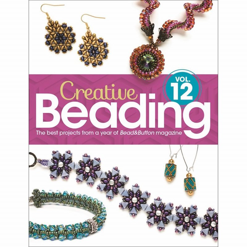 Book - Bead and Button Books - Creative Beading - Vol 12
