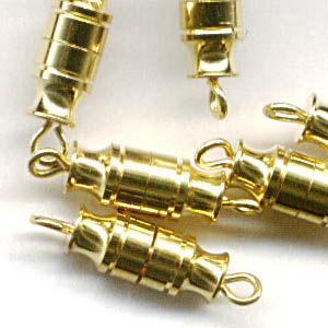 23409910 Findings - Clasps - 12 mm Barrel - Goldtone (1)