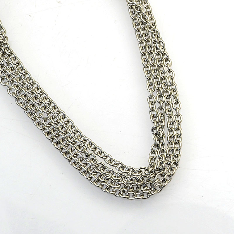 26001400-59 Chain - 2.9x2.4mm Rolo Chain - Stainless Steel (1 meter)