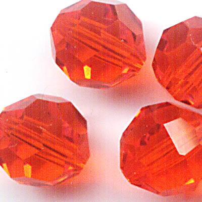 27750002199236 Swarovski Bead - 8 mm Faceted Round (5000) - Hyacinth (1)