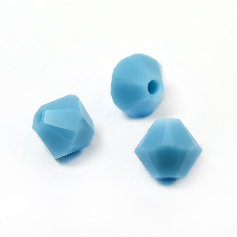 27753011333267 Swarovski Elements Bead - 4 mm Faceted Bicone (5301) - Turquoise (36)