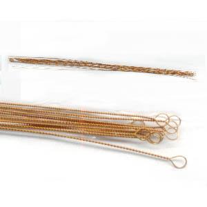 74301002 Needle - Fine Twisted Beading Needle -  (Pack)