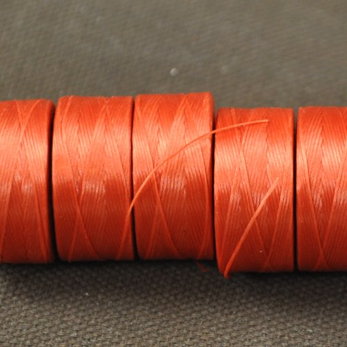 clbaa-og Thread - Size AA C-LON Thread - Orange (Spool)