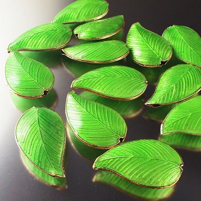 s15057 Cloisonne -  Tea Leaf - Bright Lime (1)