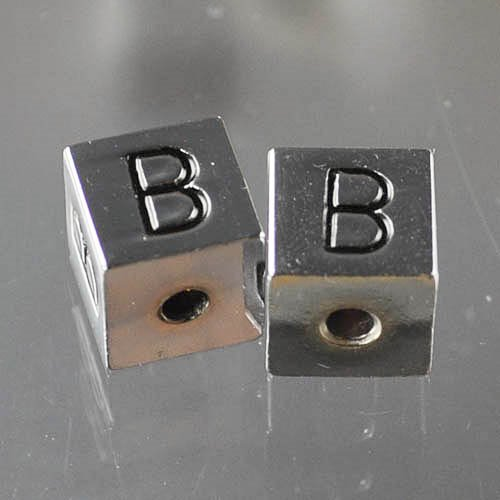 s27587 Lampwork Bead Accessories -  Vertical Letter to fit Bead Pen - B (1)