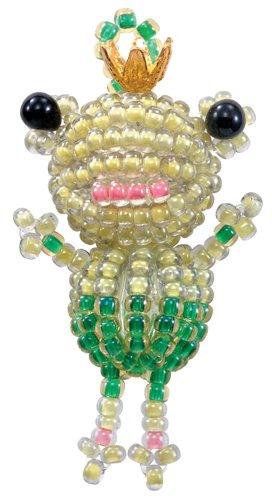 s31310 Kit - Mascot Fan Miyuki Beading Kit - Prince Frog (kit)