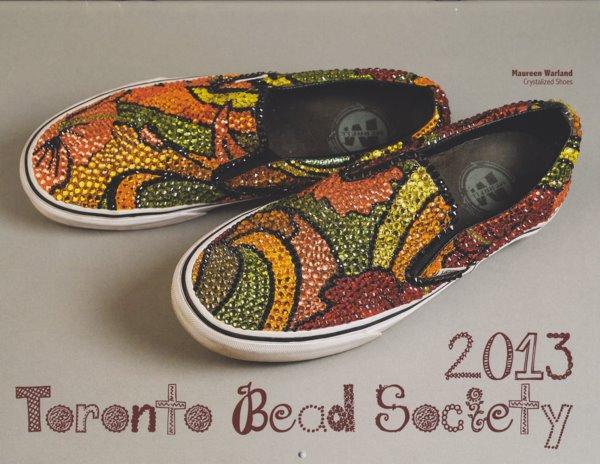 s34456 Calendar -  Toronto Bead Society - 2012