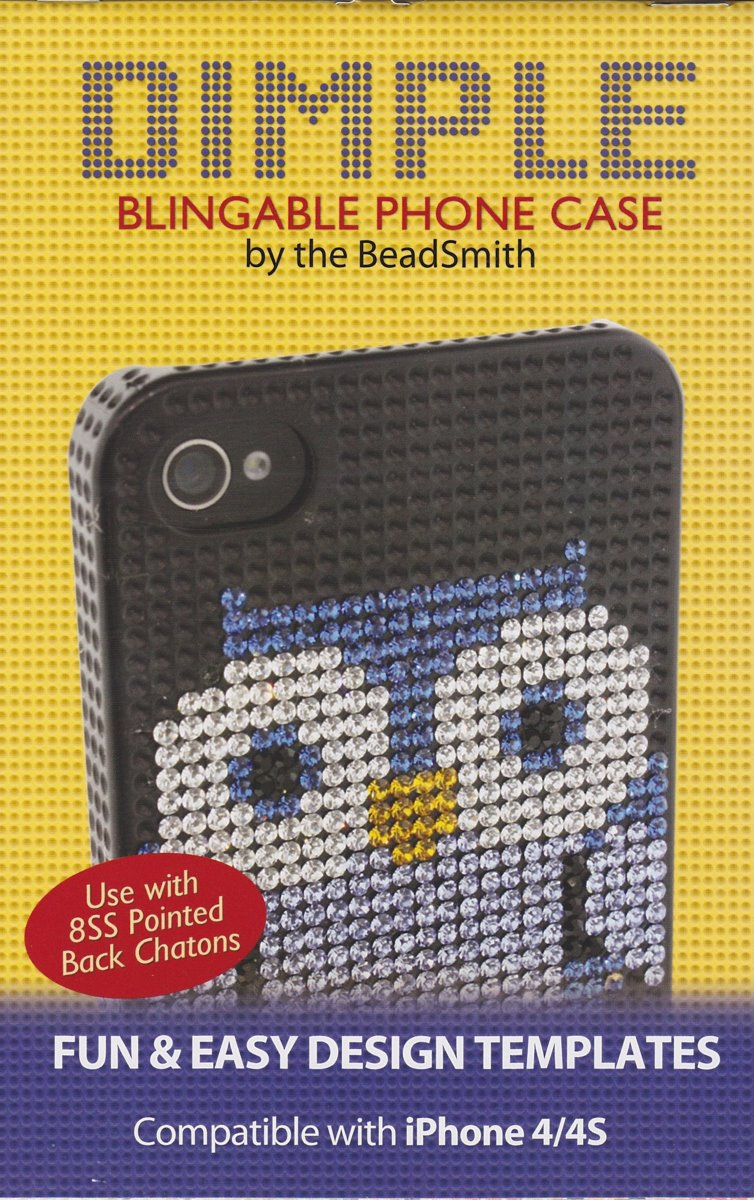 s35986 Booklet -  Dimple - Blingable Phone Case Patterns -  (1)