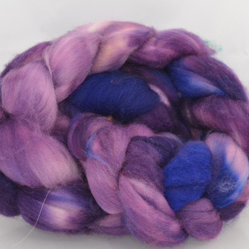 s36055 Felting Supplies -  Merino Roving - Violette