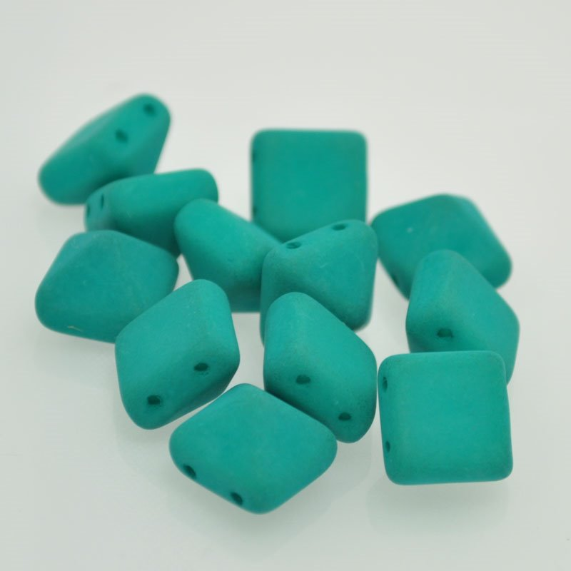 "s37536 Glass Beads - 12 mm Bead Stud - Dark Neon Emerald <font color=""#FF0000"">Managers LAST CALL </font> 80% off!"