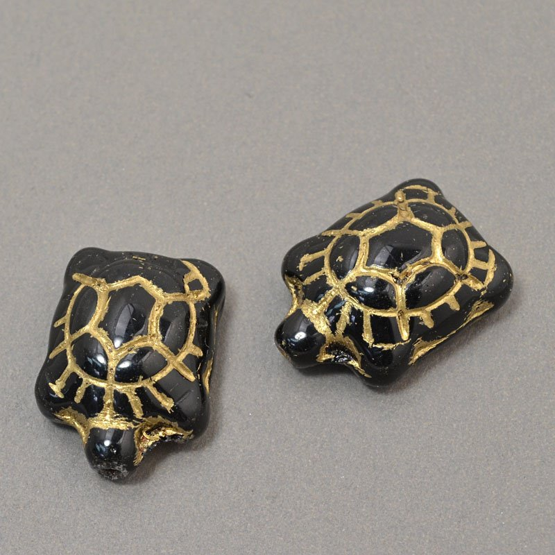 s3965 Glass - Turtle - Jet (5)