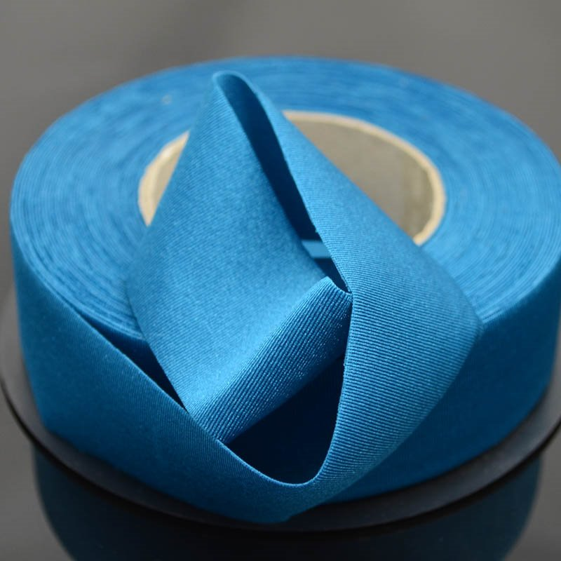 s40132 Ribbon - 30 mm Lycra Ribbon - Storm Blue (30 cm)