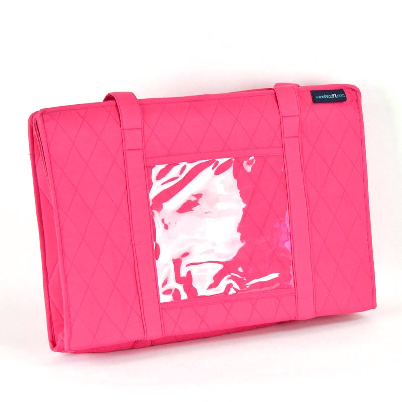 s43120 Carry Bags by Yazzii - for BeadFX - My-my-Magenta
