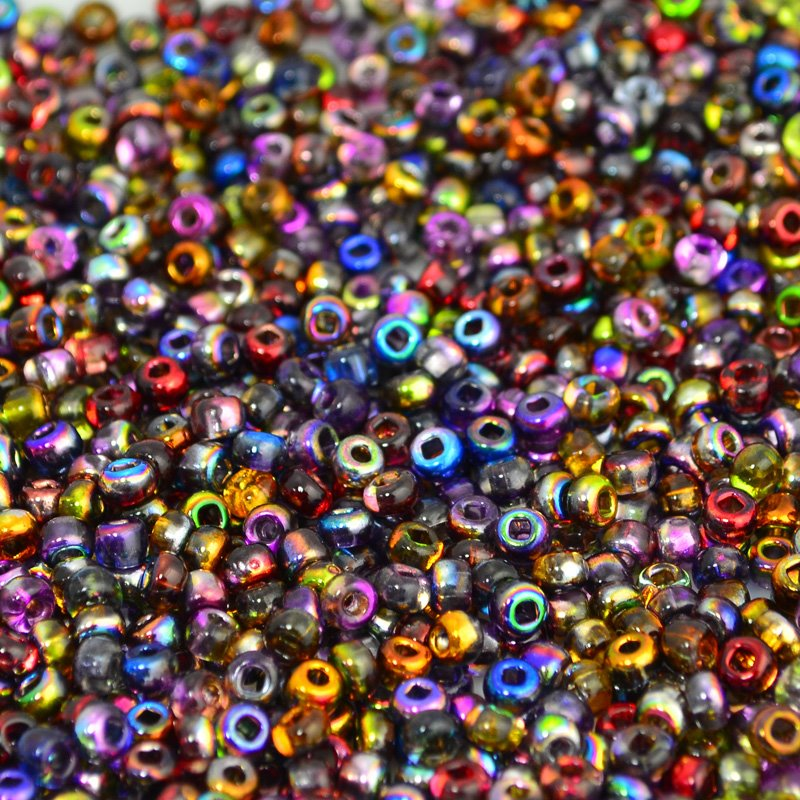 s45975 BeadFX Bead Mix -  Czech Glass Mix - Must be Magic (Pack)