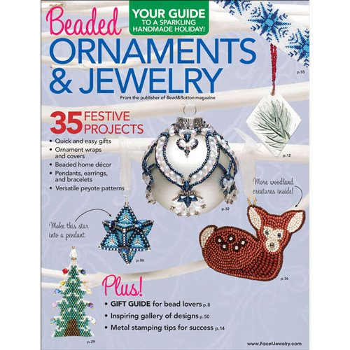 s51085 Bead and Button Presents: - 2017 - Beaded Ornaments & Jewelry