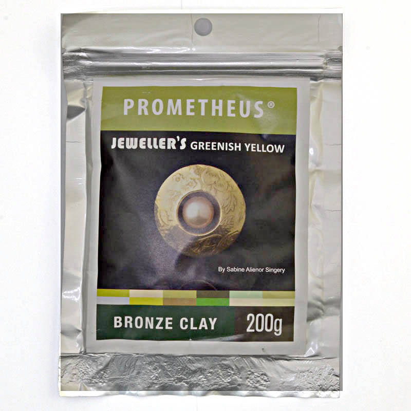 s58961 Metal Clay - Prometheus - Jeweller