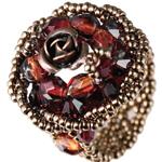 s60753 Kit -  Miyuki Beading Kit - Designer - Rote Rose Ring