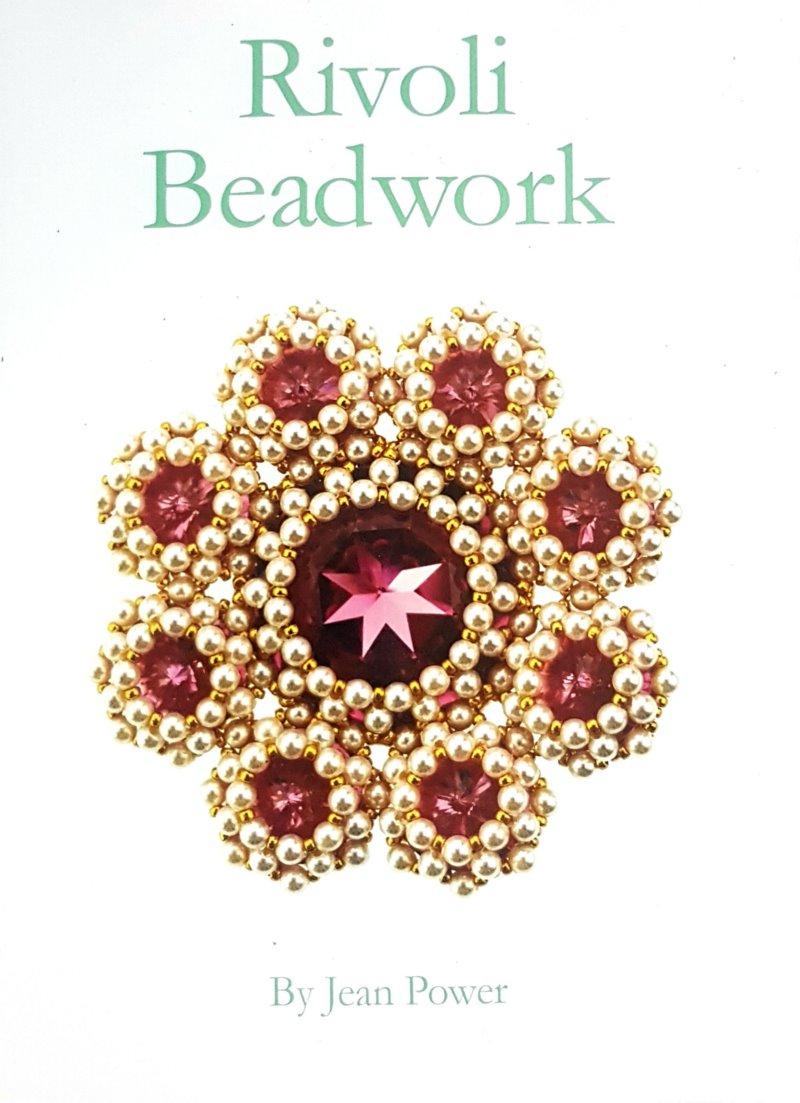s60871 Book -  Rivoli Beadwork - by Jean Power