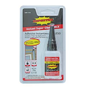s61093 Adhesive -  Supertite - Thick Instant Super Glue