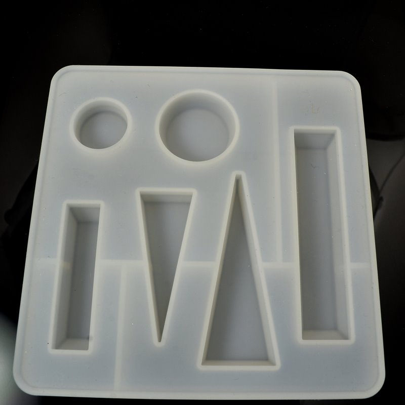 s62281 Ice Resin -  Industrial Bezel Silicon Mold