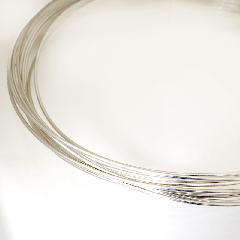 s62787 Sterling Wire - 14ga / 1.65mm Round - Dead Soft (foot)