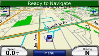 I love my GPS
