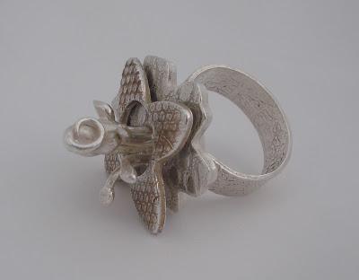The Joy of Metal Clay: METAL CLAY RINGS