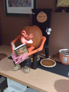 How pumpkin pies are made