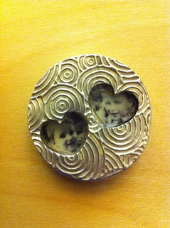The Joy Metal Clay: What I am working on….