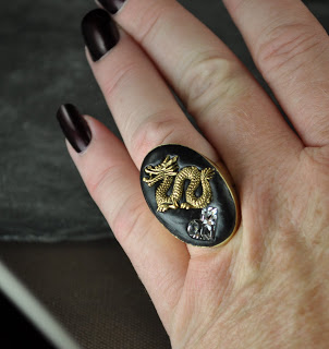Signature Dragon Ring