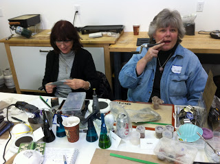 The Joy of Metal Clay: Certification class this April