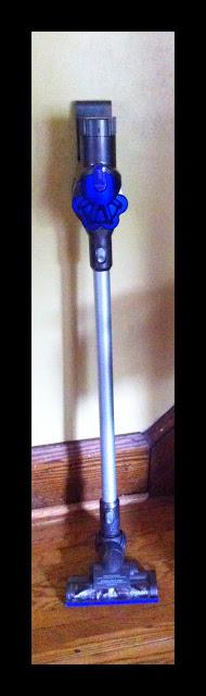 The Joy of Metal Clay:  My Vacuum????