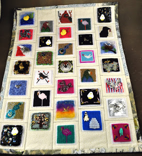 More Bead Quilt-y Goodness