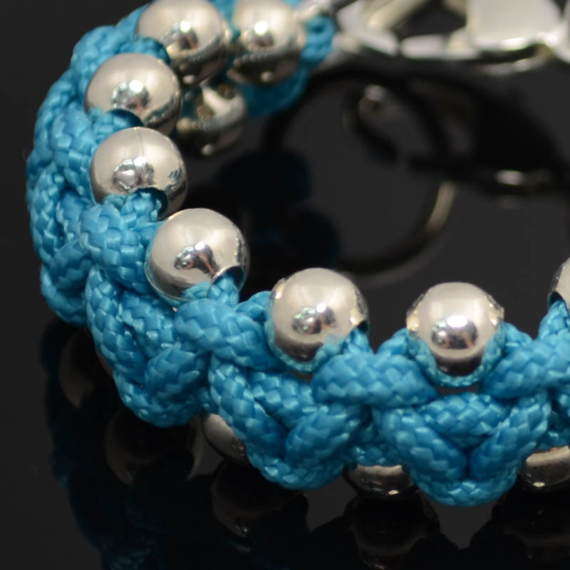 Inspiration Monday: Mall Survival Bracelet
