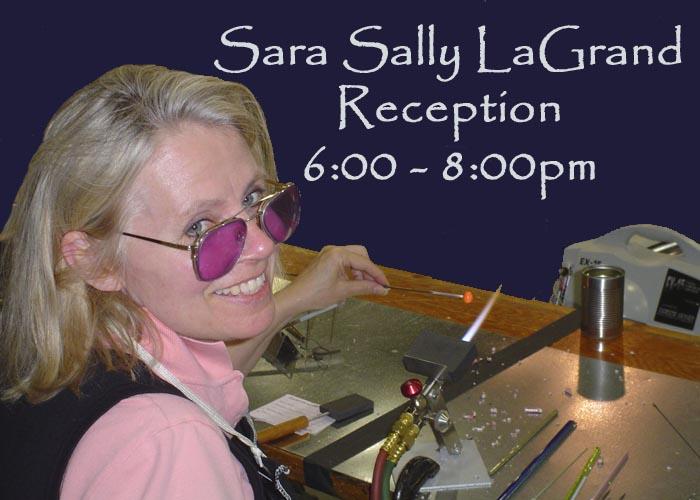 Meet Sara Sally LaGrand!