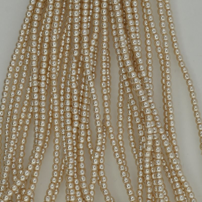 2 mm Glass Pearls …