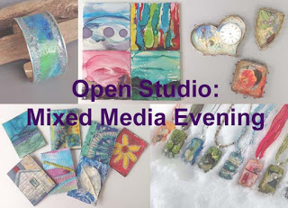 Coming in September – Mixed Media Evenings!