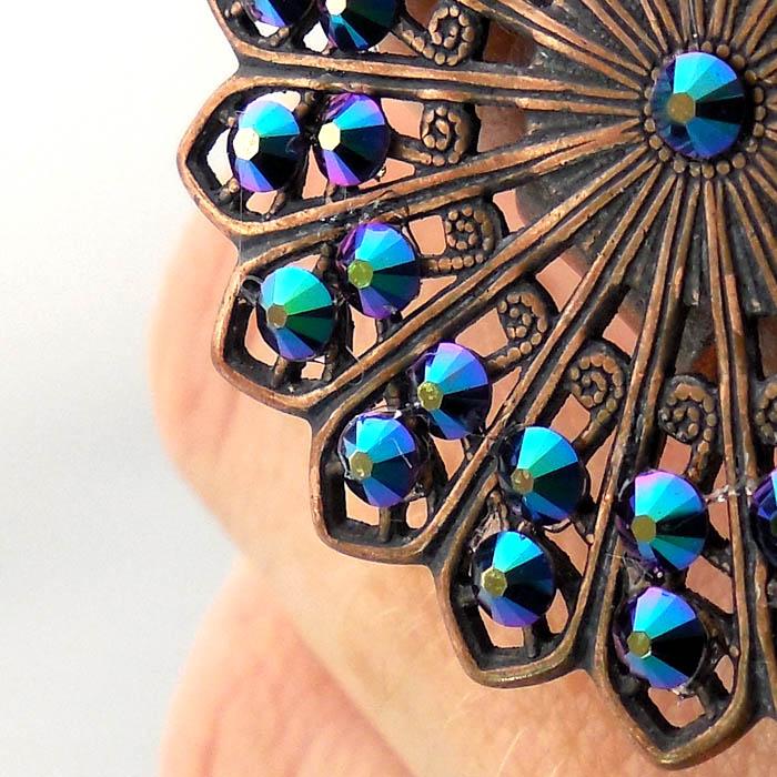 InspirationFX: Peacock Scarabaeus