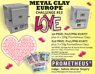 Prometheus Metal Clay – Contest