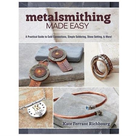 Book review: Metalsmithing Made Easy