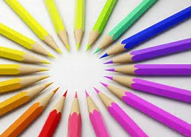 colouring your creativity
