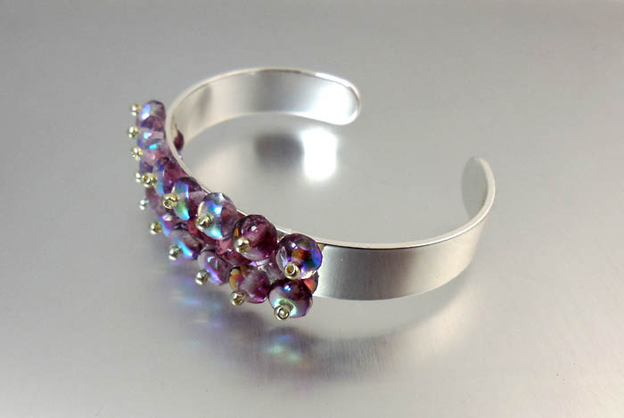 InspirationFX: Erin's Mopal Bracelet