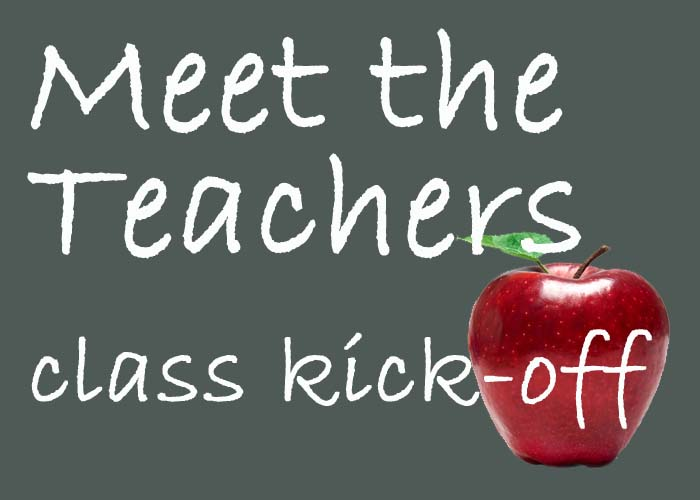 2019 Meet The Teachers and Class Kick-Off