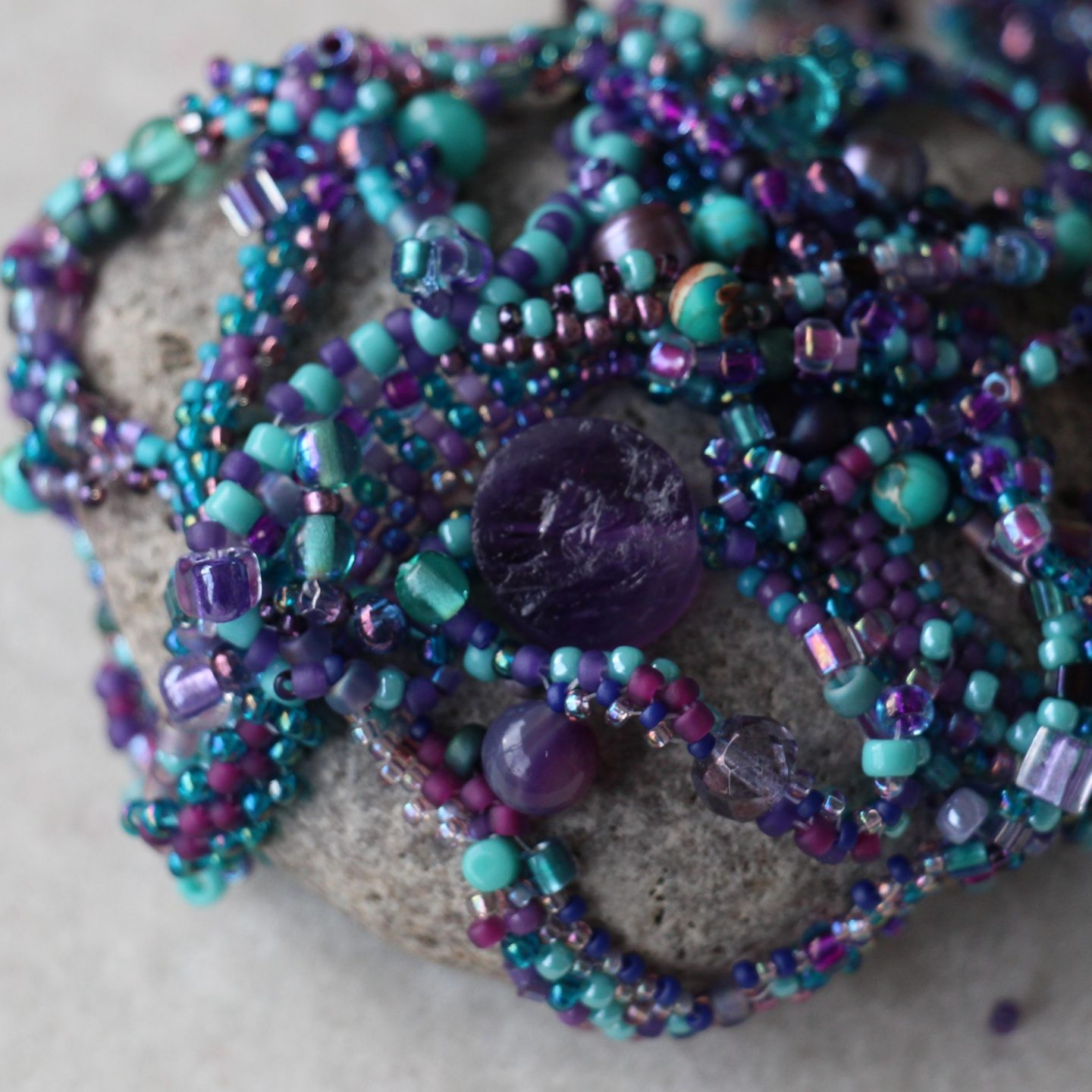 A beaded surprise! Plus other whimsies.