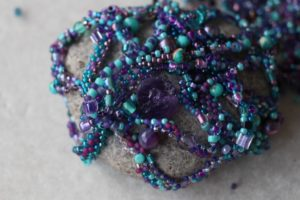beaded surprise