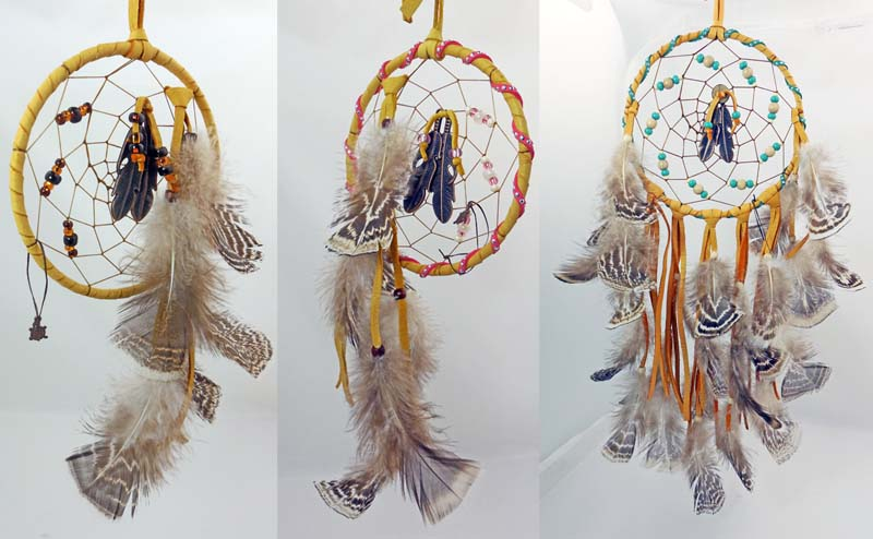 Catch Your Dream Creating A Traditional Dream Catcher BeadFX Fascinating How To Make Authentic Dream Catchers