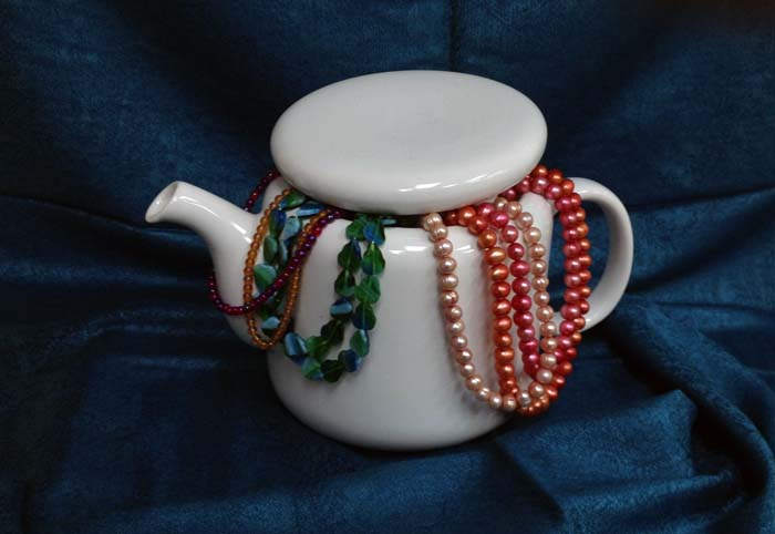 Afternoon Bead Tea/Q & A Workshop